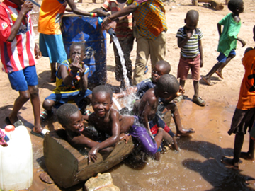 gambia drinking water project